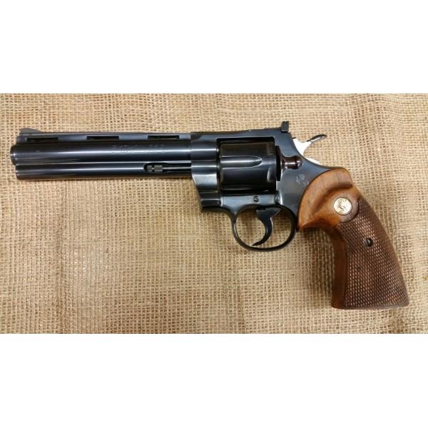 Colt Python with Box 1968