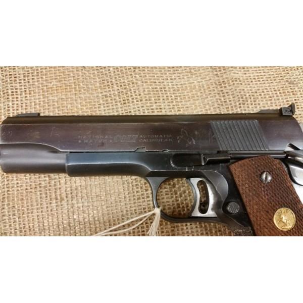 Colt 1911A1 National Match Pre-70 Series