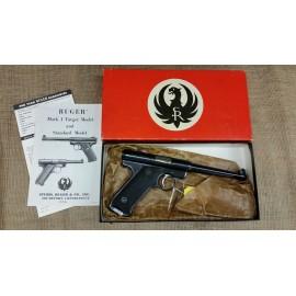 Ruger Standard Pistol 22lr w/Box