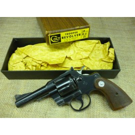 Colt Trooper Suffolk County Police Dept. Issue w/box