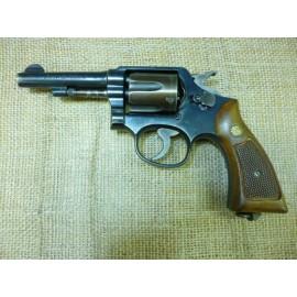 Smith and Wesson Victory Civilian Revolver