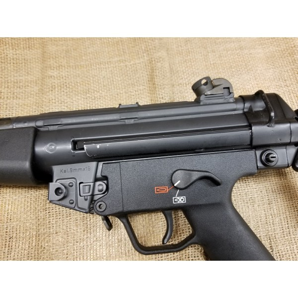 H&K Model 94 SBR w/Three Lug Barrel