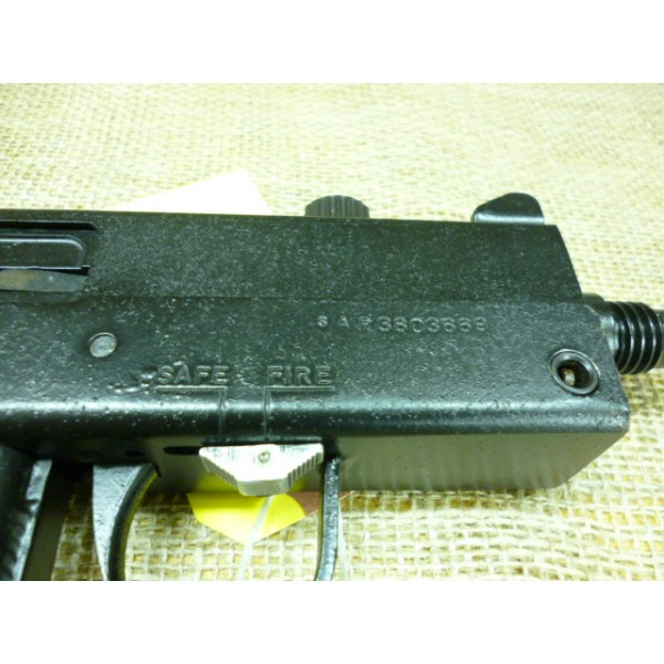 RPB Industries M11-A1 380cal. Open Bolt