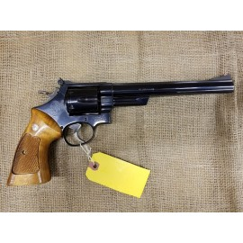 Smith and Wesson Model 57 41 Magnum