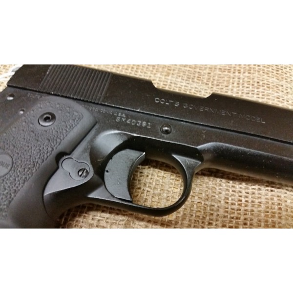 Colt 1911A1 Mark IV Series 70 Government Model 45cal. Custom Shooter
