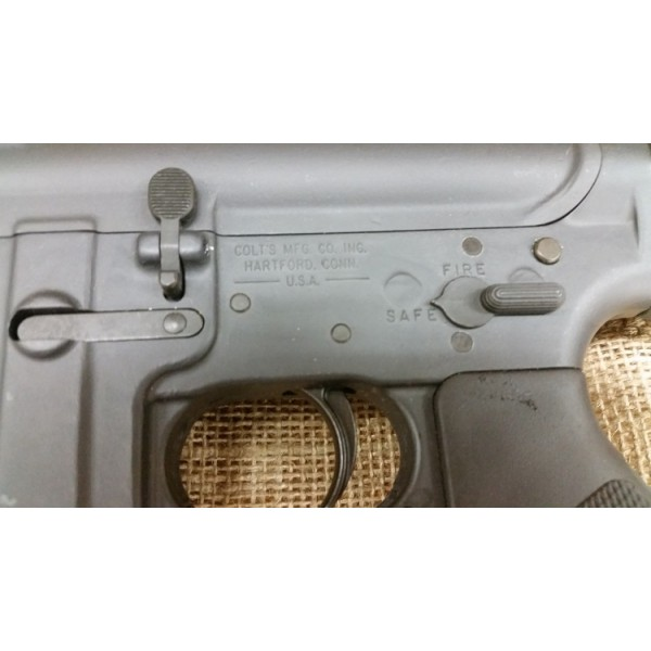 Colt Sporter Match HBAR