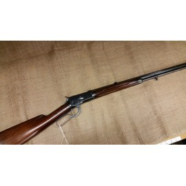 Winchester 1892 octagon rifle 357 magnum