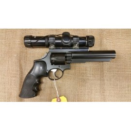 Smith and Wesson Model 10-6 Custom