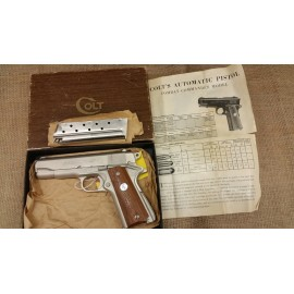 Colt Combat Commander 9mm with box Satin w\ extra magazine