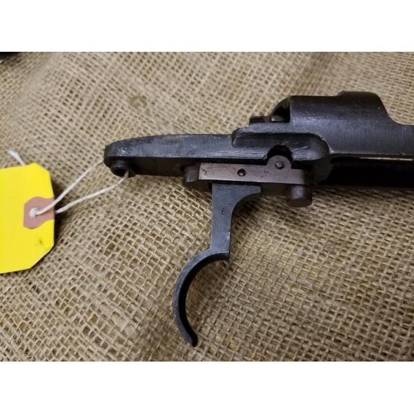 Turkish Mauser Ankara 1942 barreled action