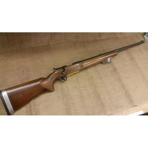 Remington 37 Rangemaster 22cal target rifle match