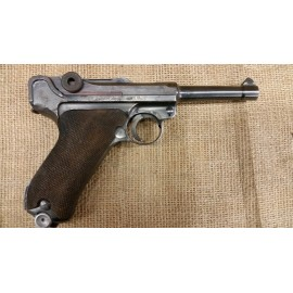 Luger BYF 41 Marked P08