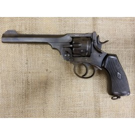 Webley Mark VI Revolver 45acp
