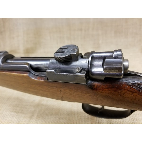 German Mauser Sporting Rifle 8,15x46R caliber