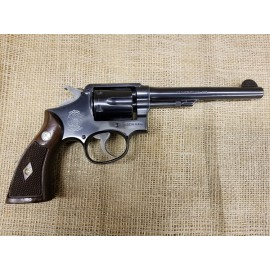 Smith and Wesson pre model 10