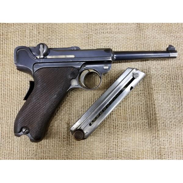 Luger 1900 Commercial DWM