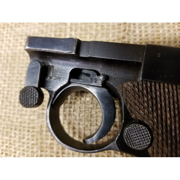 Luger Mauser 1940 - 42 Code