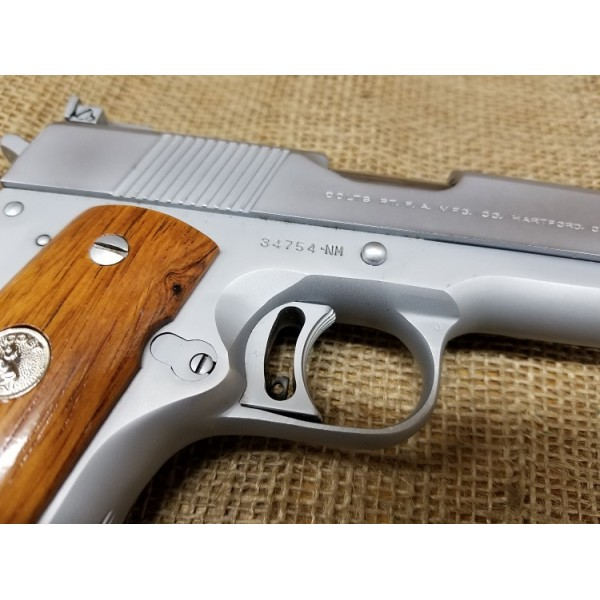 Colt 1911A1 National Match Pre-70 Series Custom