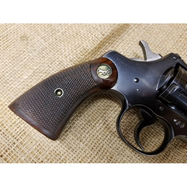 Colt Officers Model 38 Late 2nd Issue