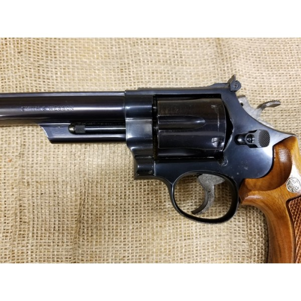 Smith and Wesson Model 29-3 Silhouette