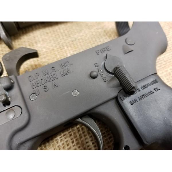 DPMS A-15 pre ban AR15 lower cast receiver