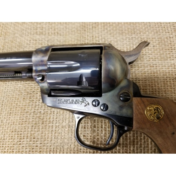 Colt SAA Revolver Blue 44-40 7.5 Barrel