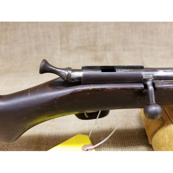 Iver Johnson Self Cocking Safety Rifle .22cal.
