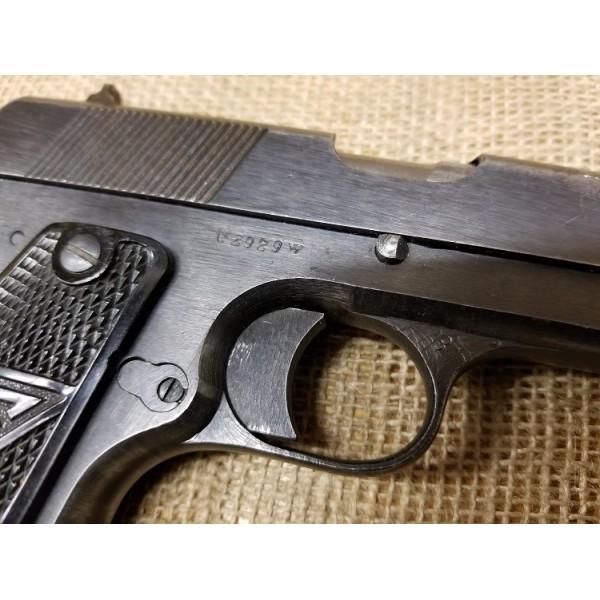 Polish Radom 3 lever Model 35 German Proof 9mm