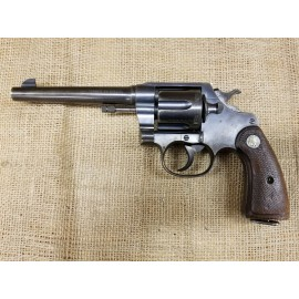 Colt New Service 38 special 1932 revolver