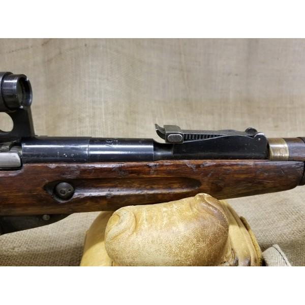Finnish Mosin Nagant 91\30 sniper with Scope