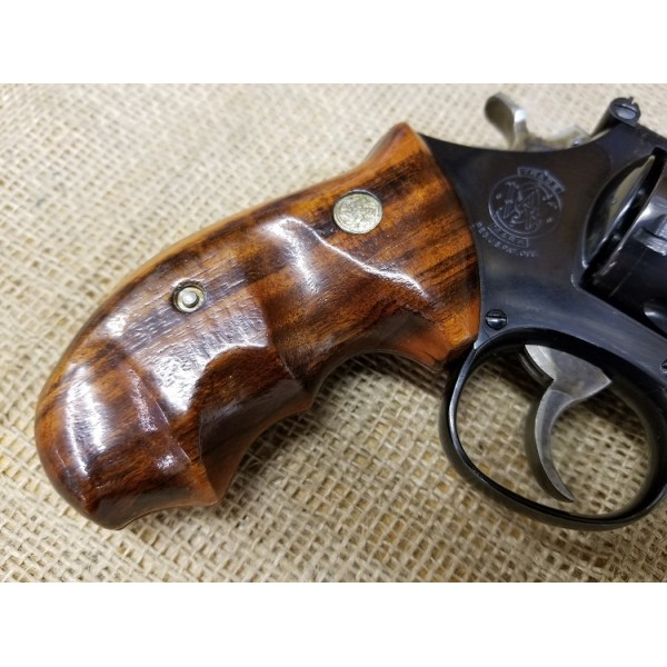 Smith and Wesson 24-3 3 inch barrel with box Lew Horton?