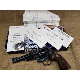 Smith and Wesson 25-2 Factory Employee Purchase