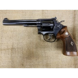 Smith and Wesson K-38 Revolver 1956