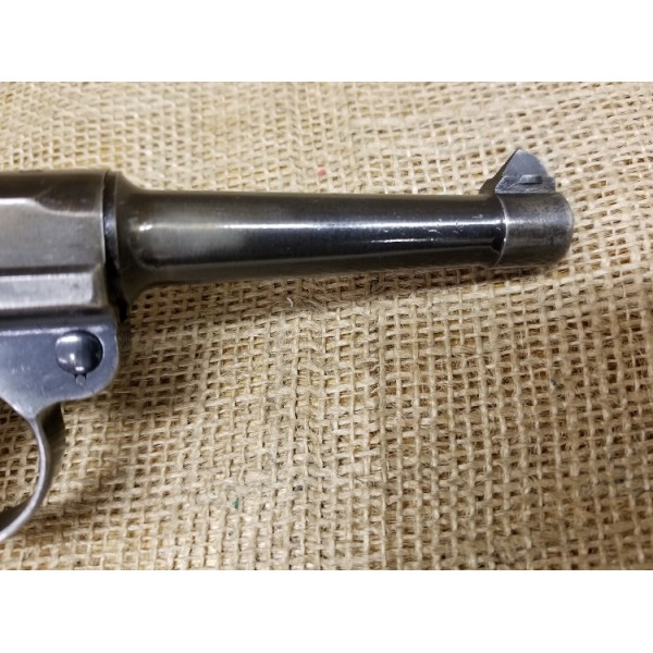 Luger Mauser 1938 S/42 Code