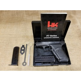 H&K P7 with box and accessories