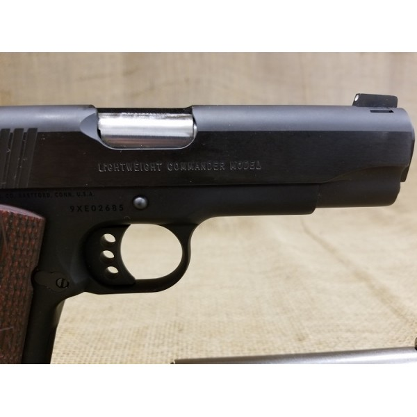 Colt Lightweight Commander 9mm