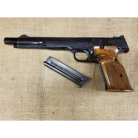 Smith and Wesson Model 41 Early Issue