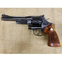 "Smith and Wesson Model 27-2 6"" 357 mag"