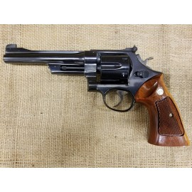 """Smith and Wesson Model 27-2 6"""" 357 mag"""