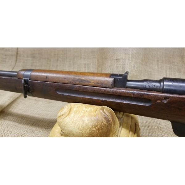Carcano Terni 38 Finnish marked rifle 1939