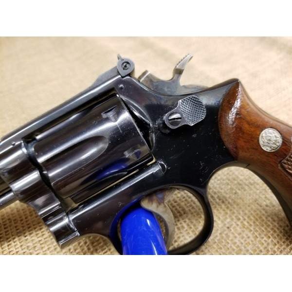 Smith and Wesson Model 17-2 with box
