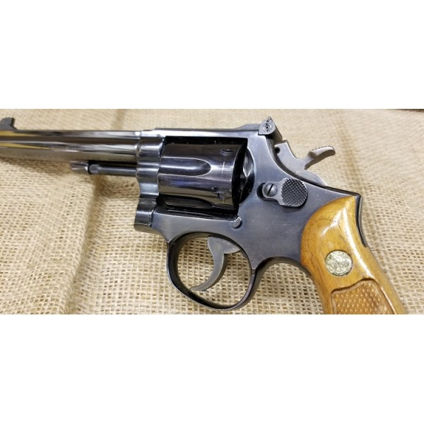 Smith and Wesson Model 14-3