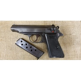 Walther PP Waffen Marked 1944