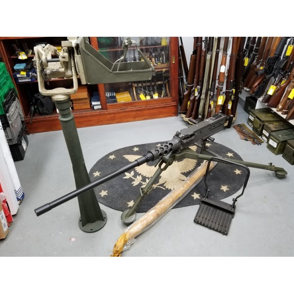 Ramo .50cal M2HB with extras