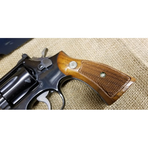 Smith and Wesson Model 17-3 K-22 Masterpiece