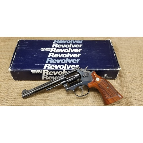 Smith and Wesson Model 49-4