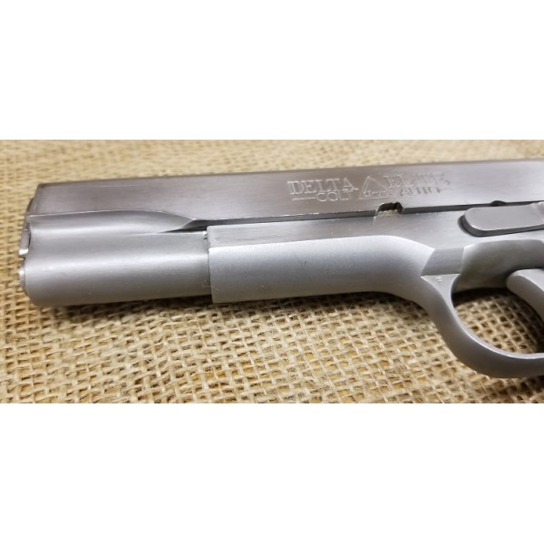 Colt Delta Elite 10mm Stainless