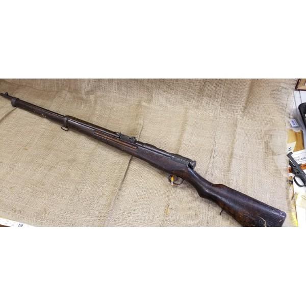 Arisaka trainer rifle smooth bore repeater