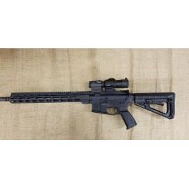 SIG M400 5.56 rifle w\ Romeo5 & Juliet3 Optics