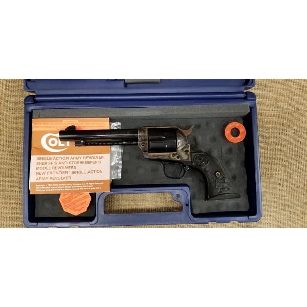 Colt SAA Revolver 45cal 5.5 inch barrel